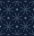 glowing stars texture seamless pattern vector image vector image