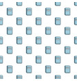 notebook pattern seamless vector image vector image