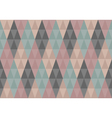 Triangles diamond seamless pattern