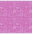 Women handbags Seamless pattern vector image
