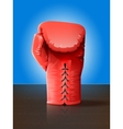Boxing Glove vector image vector image