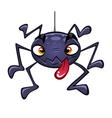 Little spider vector image