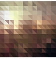 Abstract background consisting of triangles vector image vector image