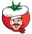 Kuvar paradajiz resize vector image vector image