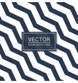 seamless diagonal zigzag pattern - striped vector image