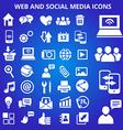 SocialMedia vector image vector image