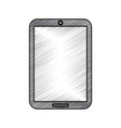 device technology tablet computer gadget vector image