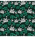Seamless Foral pattern vector image vector image