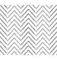 Gray zigzag grunge pattern vector image