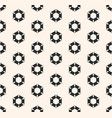 seamless pattern with rippled hexagonal shapes vector image vector image