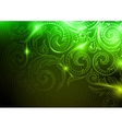 Neon Pattern Background vector image
