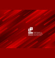 geometric elements dark red color abstract vector image vector image