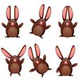 Choco egg bunny