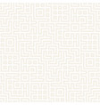 geometric ethnic lattice stylish subtle texture vector image