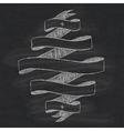 Chalkboard design element vector image