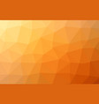 abstract polygonal orange red low poly background
