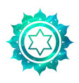 anahata chakra with outer space vector image vector image
