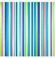seamless colorful vertical stripes vector image vector image