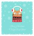 happy new year 19123 vector image vector image