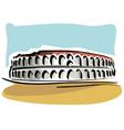 Verona Arena vector image vector image
