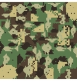 camouflage backgrund pattern icon vector image