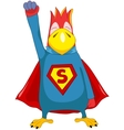Superparrot vector image