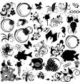 clipart design elements vector image vector image
