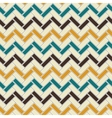 Retro seamless geometric pattern vector image vector image