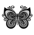 Beautiful Butterfly Exotic Insect vector image vector image