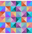 Bright seamless mosaic pattern vector image vector image
