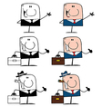 Doodle Business Men- Collection