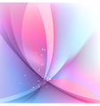 Abstract light background pink blurred background vector image vector image