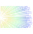 cool abstract aura stripe corner explode