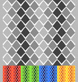 simple repeating patterns vector image vector image