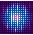 glowing energy background Eps10 vector image vector image