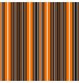 halloween stripe seamless pattern vector image vector image