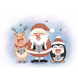 christmas carol vector image vector image