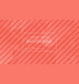 contemporary abstract background in lines vector image