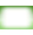 Green Copyspace Background vector image vector image