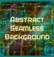 abstract seamless color background vector image
