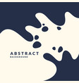 bright abstract background with a dynamic vector image vector image