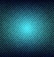 Blue jean denim texture background vector image vector image