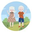 albino kids albinism boy and girl vector image vector image