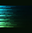 green overlap pixel speed abstract background vector image
