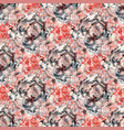 abstract colorful background pattern vector image