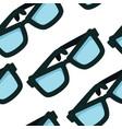 eyeglasses seamless pattern accessory eyewear vector image vector image