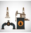 Oil Industry design vector image vector image