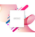 Abstract modern background with copy space