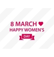 Applique to 8 march Women Day
