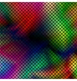 colorful abstract mosaic background vector image vector image